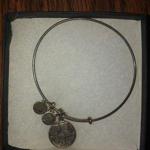 "GODMOTHER ""Because I love you"" bracelet."